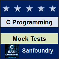C Programming Mock Tests