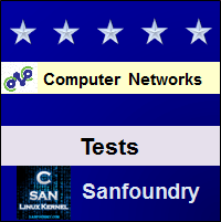 Computer Networks Tests