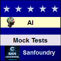Artificial Intelligence Mock Tests