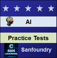 Artificial Intelligence Practice Tests