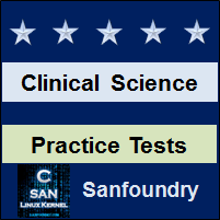 Clinical Science Practice Tests