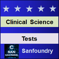 Clinical Science Tests