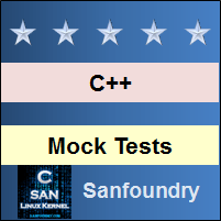 C++ Programming Mock Tests