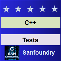 C++ ProgrammingTests