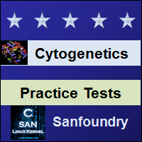 Cytogenetics Practice Tests