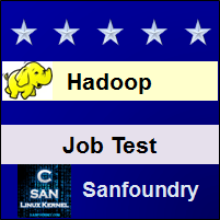 Hadoop Job Test