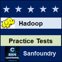 Hadoop Practice Tests