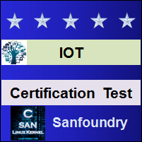 IOT Certification Test