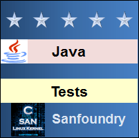 Java ProgrammingTests