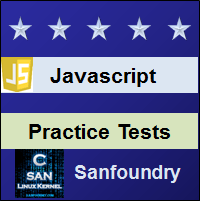 JavaScript Practice Tests