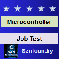 Microcontroller Job Test