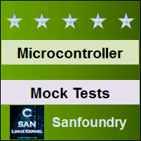 Microcontroller Mock Tests