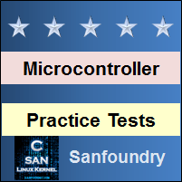 Microcontroller Practice Tests