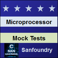 Microprocessor Mock Tests