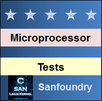 MicroprocessorTests