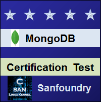 MongoDB Certification Test