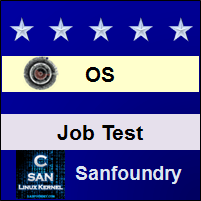 Operating System Job Test