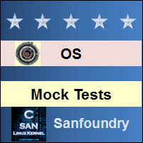 Operating System Mock Tests