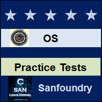 Operating System Practice Tests