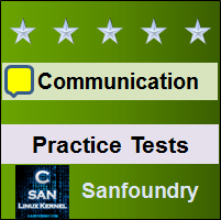 Professional Communication Practice Tests