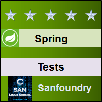 SpringTests