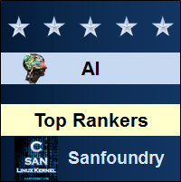 Top Rankers - Artificial Intelligence
