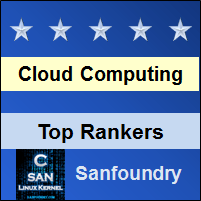 Top Rankers - Cloud Computing
