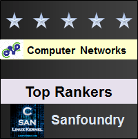 Top Rankers - Computer Networks