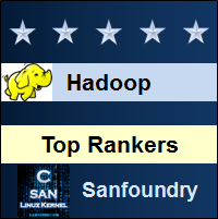 Top Rankers - Hadoop