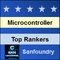 Top Rankers - Microcontroller