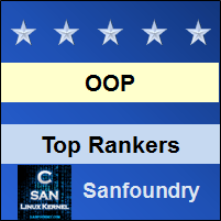 Top Rankers - Object Oriented Programming