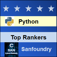 Top Rankers - Python Programming