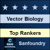 Top Rankers - Vector Biology and Gene Manipulation