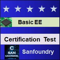 Basic Electrical Engineering Certification Test