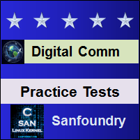 Digital Communications Practice Tests