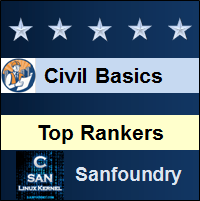 Top Rankers - Basic Civil Engineering