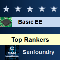 Top Rankers - Basic Electrical Engineering