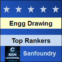 Top Rankers - Engineering Drawing