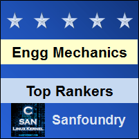 Top Rankers - Engineering Mechanics