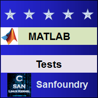 MATLAB Tests