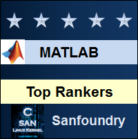Top Rankers - MATLAB