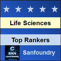 Top Rankers - Life Sciences