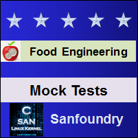 Food Engineering Mock Tests