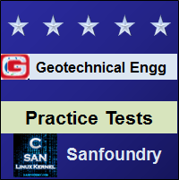 Geotechnical Engineering Practice Tests