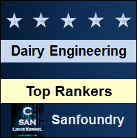 Top Rankers - Dairy Engineering