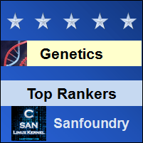 Top Rankers - Genetic Engineering