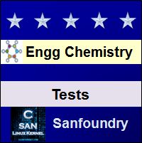 Engineering Chemistry I Tests